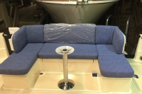Sabre 45 Salon Express - Cockpit Settee