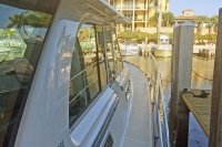 Sabre 45 Salon Express - Side Deck