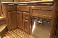 Sabre 45 Salon Express - Galley