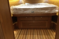 Sabre 45 Salon Express - Master Berth