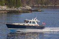 Sabre 48  Salon Express off Portland ME