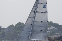 Sabre Spririt Match Race in Marblehead, MA